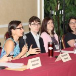 Austin SCBWI 2016 conference publishing panelists