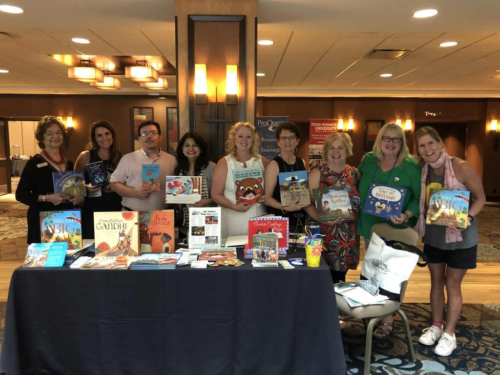 Austin SCBWI at TLA Annual Meeting