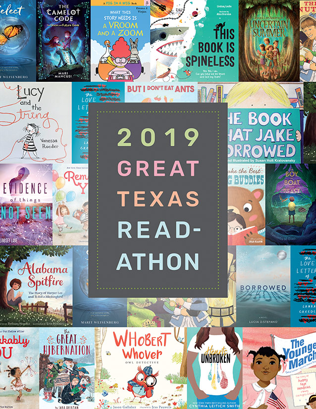 2019 Great Texas Readathon