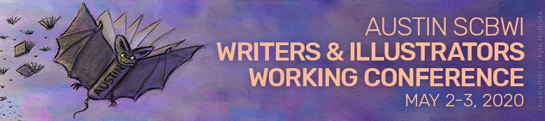 Austin SCBWI Writers & Illustrators Working Conference 2020