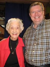 Betty X. Davis and Tim Crow