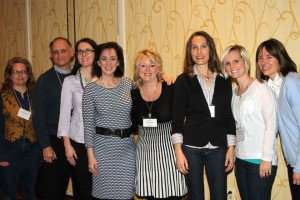 Cynthia Leitich Smith and the Writing Mentor Award finalists