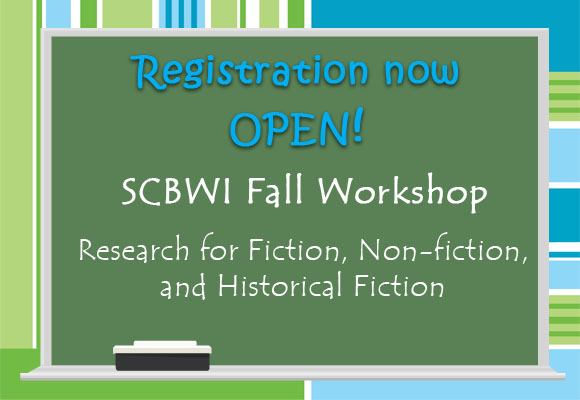 SCBWI Fall Workshop