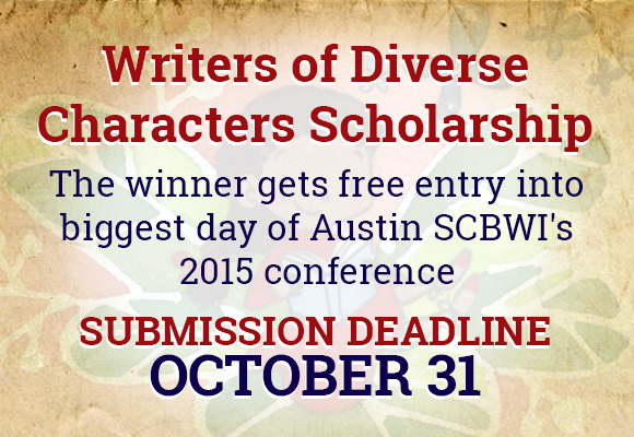 Writers of Diverse Characters Scholarship