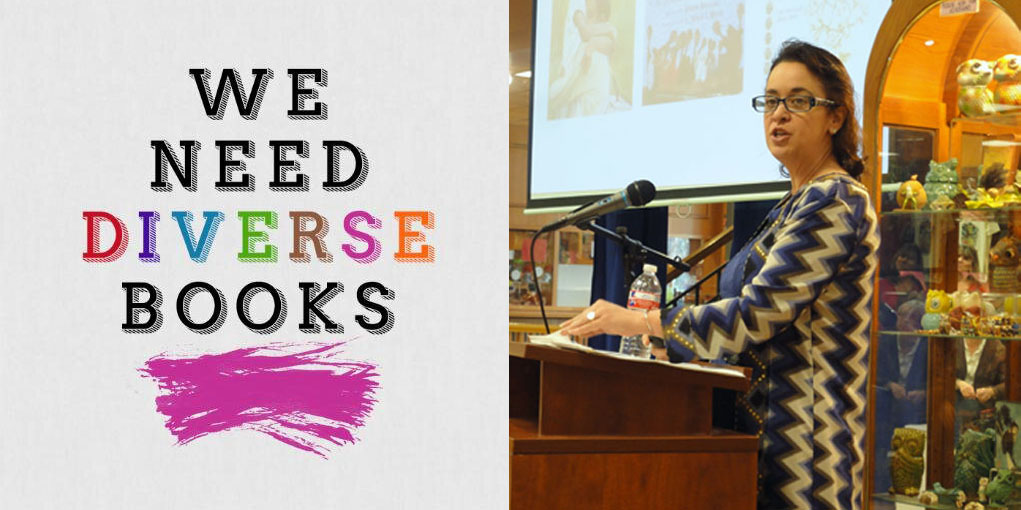 Cynthia Leitich Smith & we need diverse books