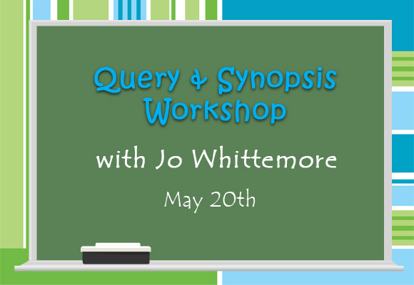 Query & Synopsis Workshop with Jo Whittemore