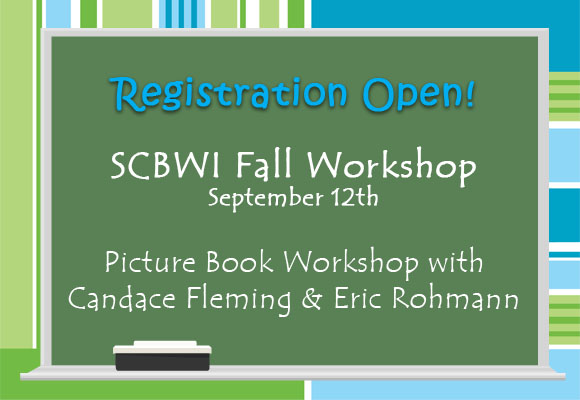 Fall Picture Book Workshop