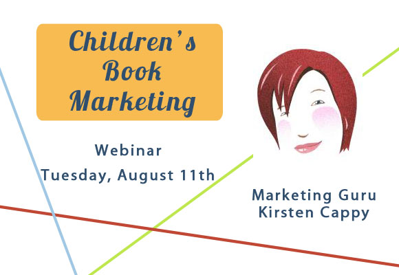 Webinar: Children's Book Marketing