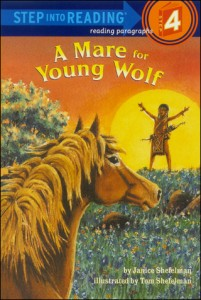 Mare for Young Wolf