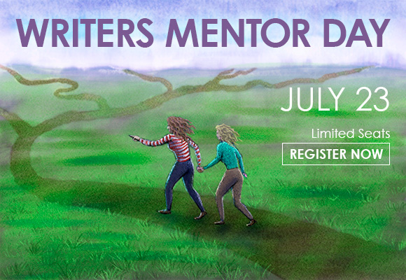 Writers Mentor Day July 2016